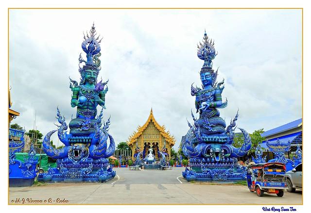 วัดร่องเสือเต้น  -  Wat Rong Suea Ten  21 / 21