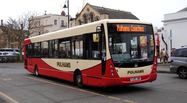 Pulham's Travel