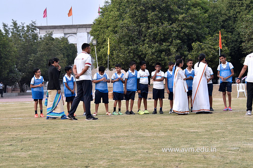 Inter House Football Competition 2018-19 2 (8) | by Atmiya Vidya Mandir