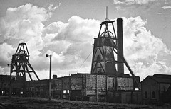 Thorne Colliery South Yorkshire Easter 1975