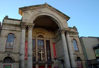Central Methodist Church, Preston | by Tony Worrall