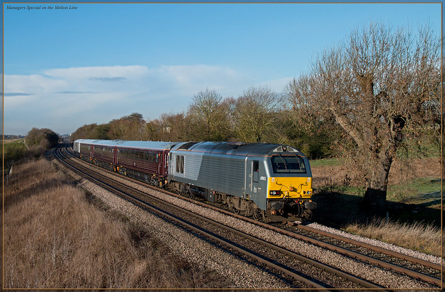 Managers Special on the Melton Line