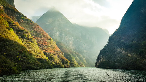 Yangtze River Cruise | by kasio69