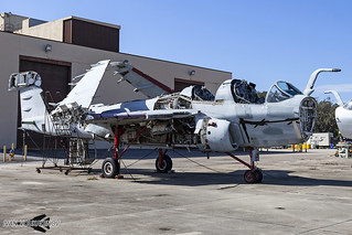 EA-6B Prowler 161775 NAS Jacksonville | by Ivan Voukadinov