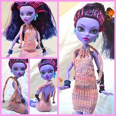 Monster High Knitted Dress