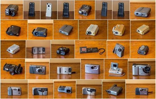 Collection Compact Digital Camera V01 | by maoby