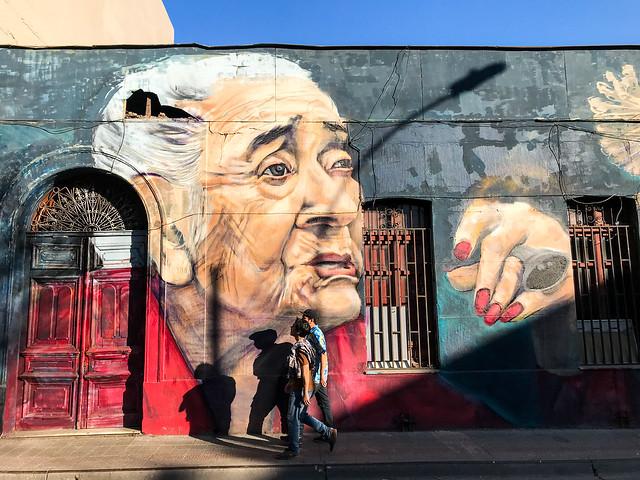 Mural Ana González