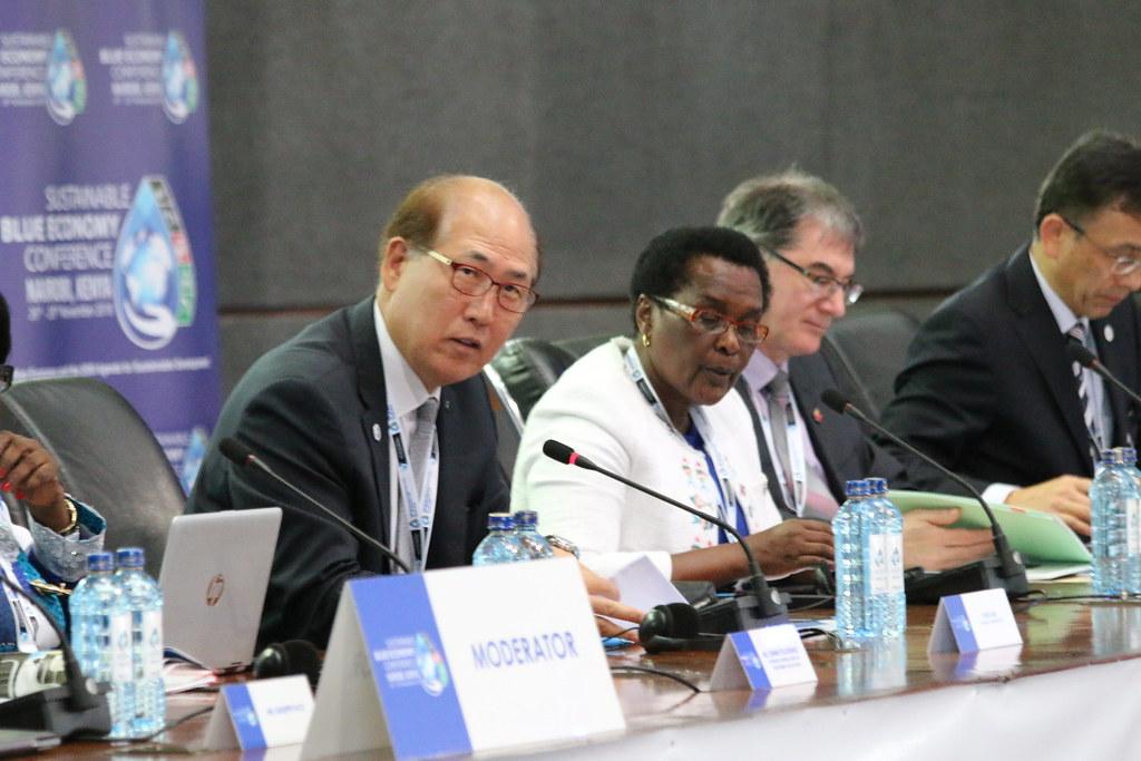 IMO at the Sustainable Blue Economy Conference 2018, Kenya