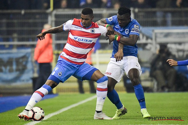 Genk - Club Brugge 03-11-2018