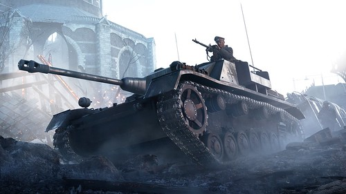 BFV_Chapter2_VehicleStugIV_noLogo | by PlayStation Europe