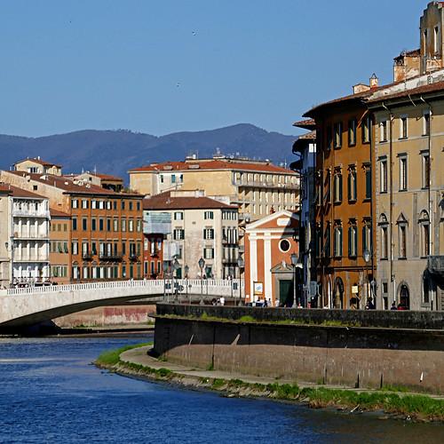 Pisa, Toscana, Italia   by pom'.
