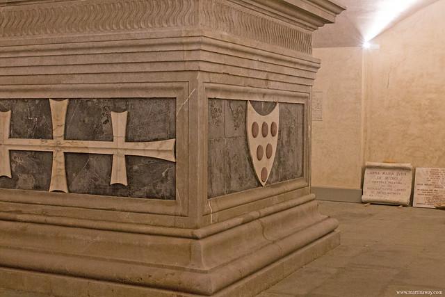 Complesso di San Lorenzo: tomba di Cosimo de' Medici