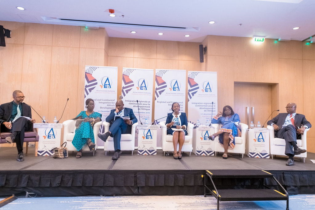 AEC 2018 Plenary Session 5_ Driving Equity, inclusion and Innovation for Africa_s transformation through Regional Integration