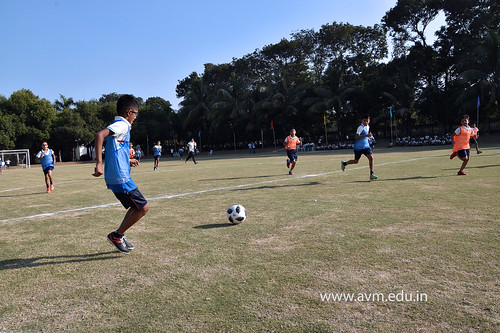 Inter House Football Competition 2018-19 10 (8) | by Atmiya Vidya Mandir