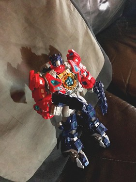 G-Shock Master Optimus Prime | by cybertron2005
