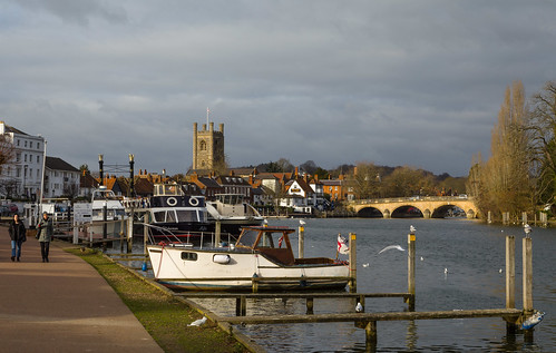 riverthames boats henley regatta birds churches clouds moorings