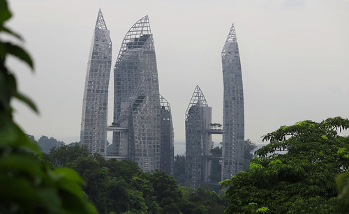 Reflections at Keppel Bay is a true icon of modern architecture | by B℮n