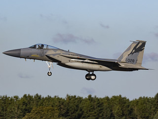 United States Air Force   McDonnell Douglas F-15C Eagle   82-0028   by MTV Aviation Photography
