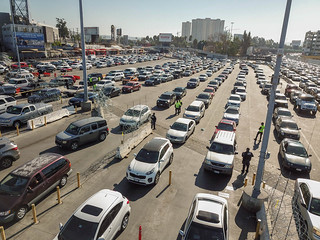 San Ysidro Port of Entry Closes | by CBP Photography