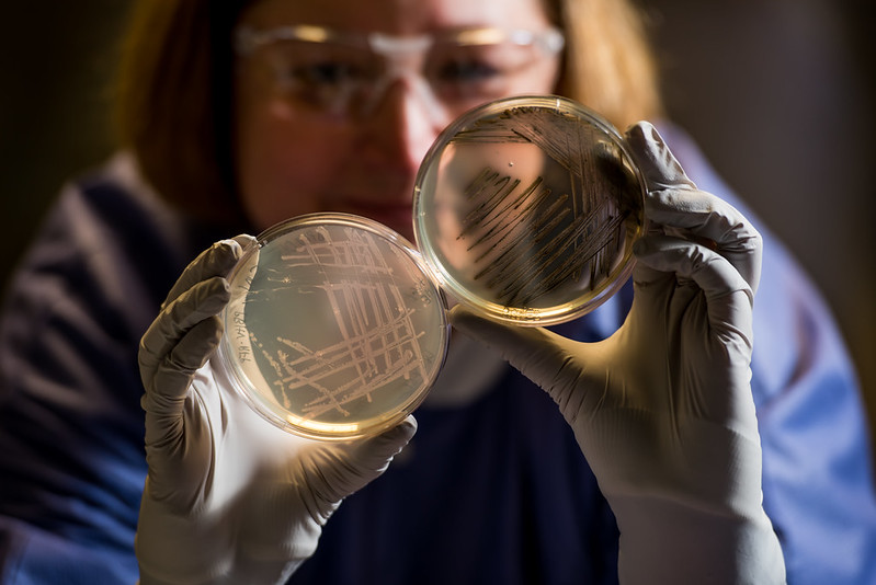 Biodefense research