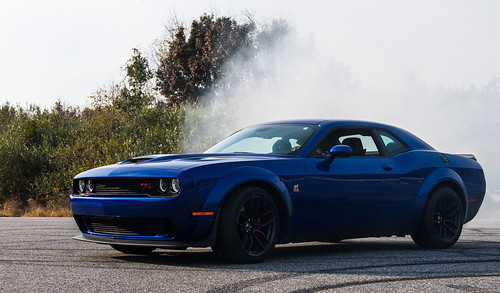 2019 Dodge Challenger R/T Scat Pack Plus Widebody Photo