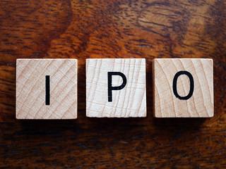 IPO stock photo | by lendingmemo_com