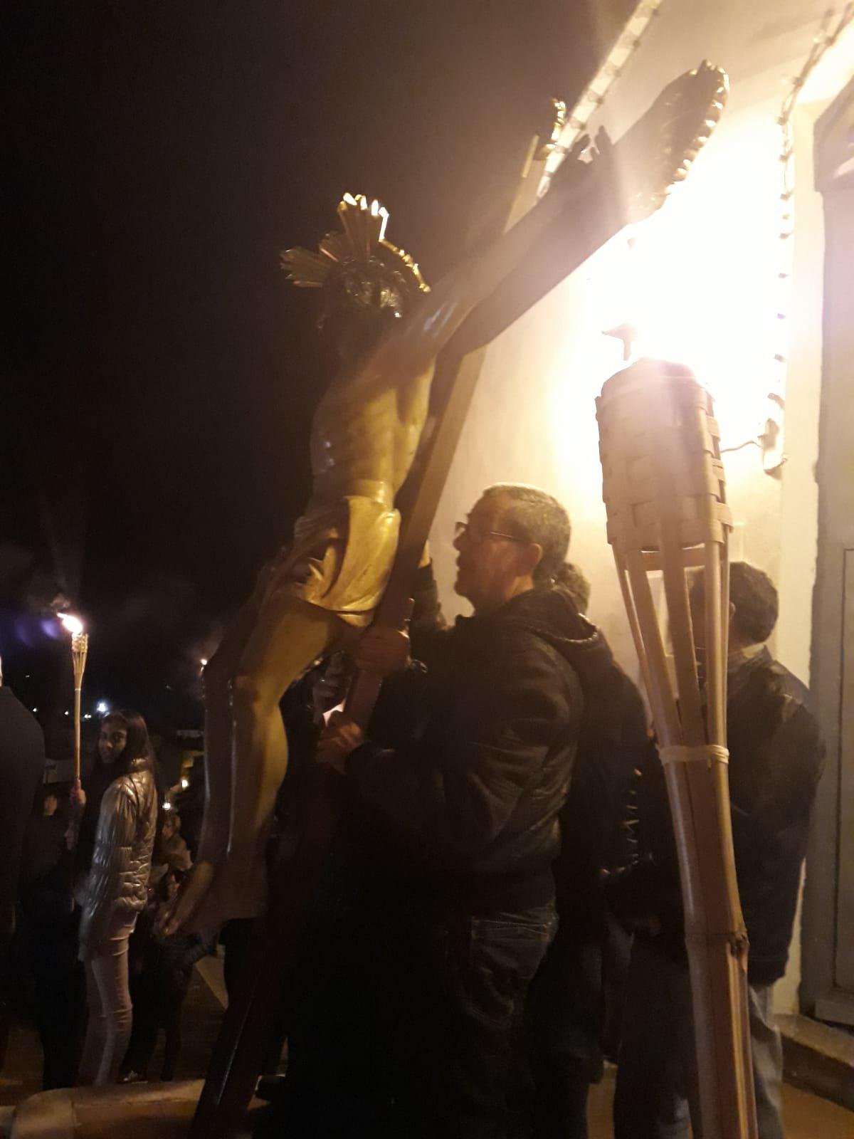 (2018-03-23) - IX Vía Crucis nocturno - Alberto Montesinos (01)