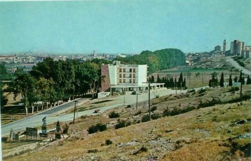 Hotel Empordà Figueres 1961