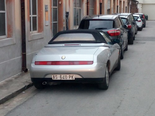 Alfa Romeo Spider Type 916