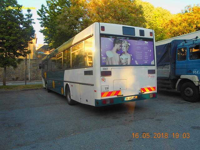 Transdev 5065 Mercedes-Benz 0407 34 - AS - 56 Braga [ 1 ]