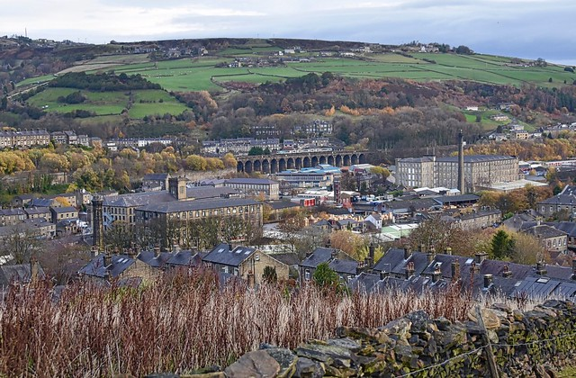 Slaithwaite Huddersfield 14th November 2018