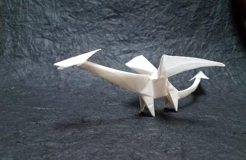 E.C. Dragon   by Matthew J. Dunstan