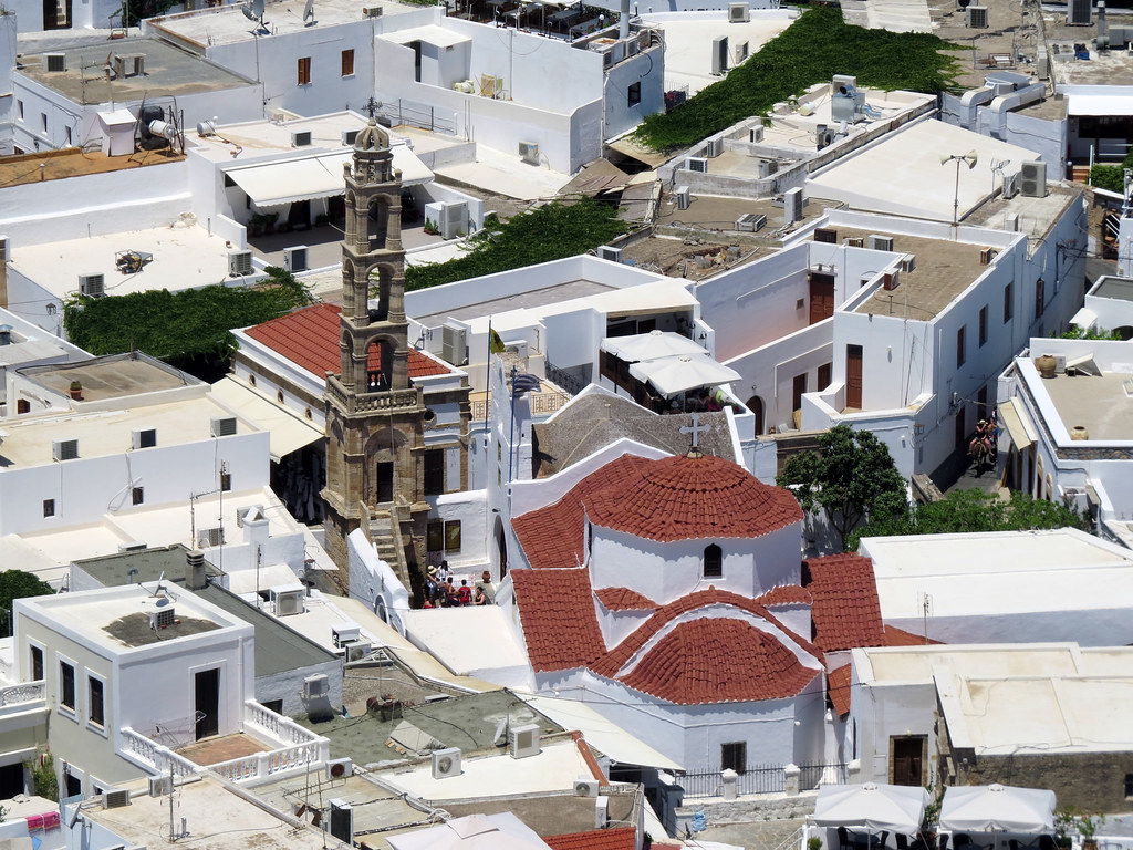 Храм Богородицы Линдоса