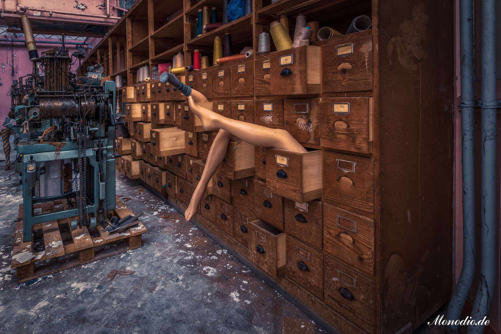 The Leg Factory