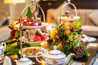 Christmas Afternoon Tea 2   by trendygourmet