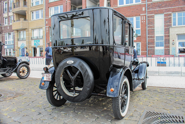 1926 Ford T Fordor