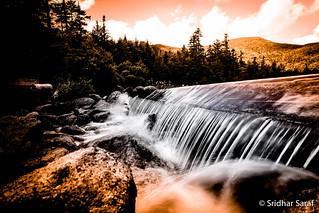 Lonesome Lake, New Hampshire (USA)