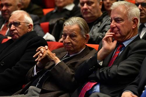 CS0_5914_20.12.2018_Παρουσίαση του βιβλίου του Ευ. Βενιζέλου: Η  Δημοκρατία μεταξύ συγκυρίας και Ιστορίας