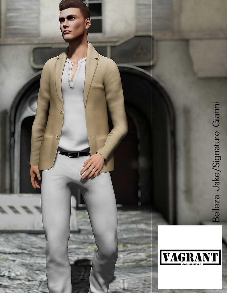 -[ vagrant ]- @Shiny Shabby/October 2018 round