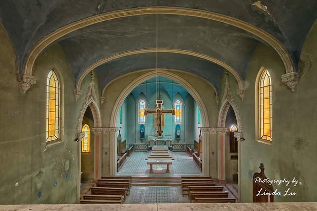 Blue Chapelle
