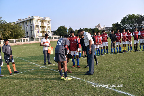Inter House Football Competition 2018-19 9 (11) | by Atmiya Vidya Mandir
