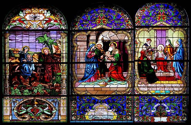 CANADA, Montreal - Notre Dame de Bon-Secours Chapel (8 - 10)