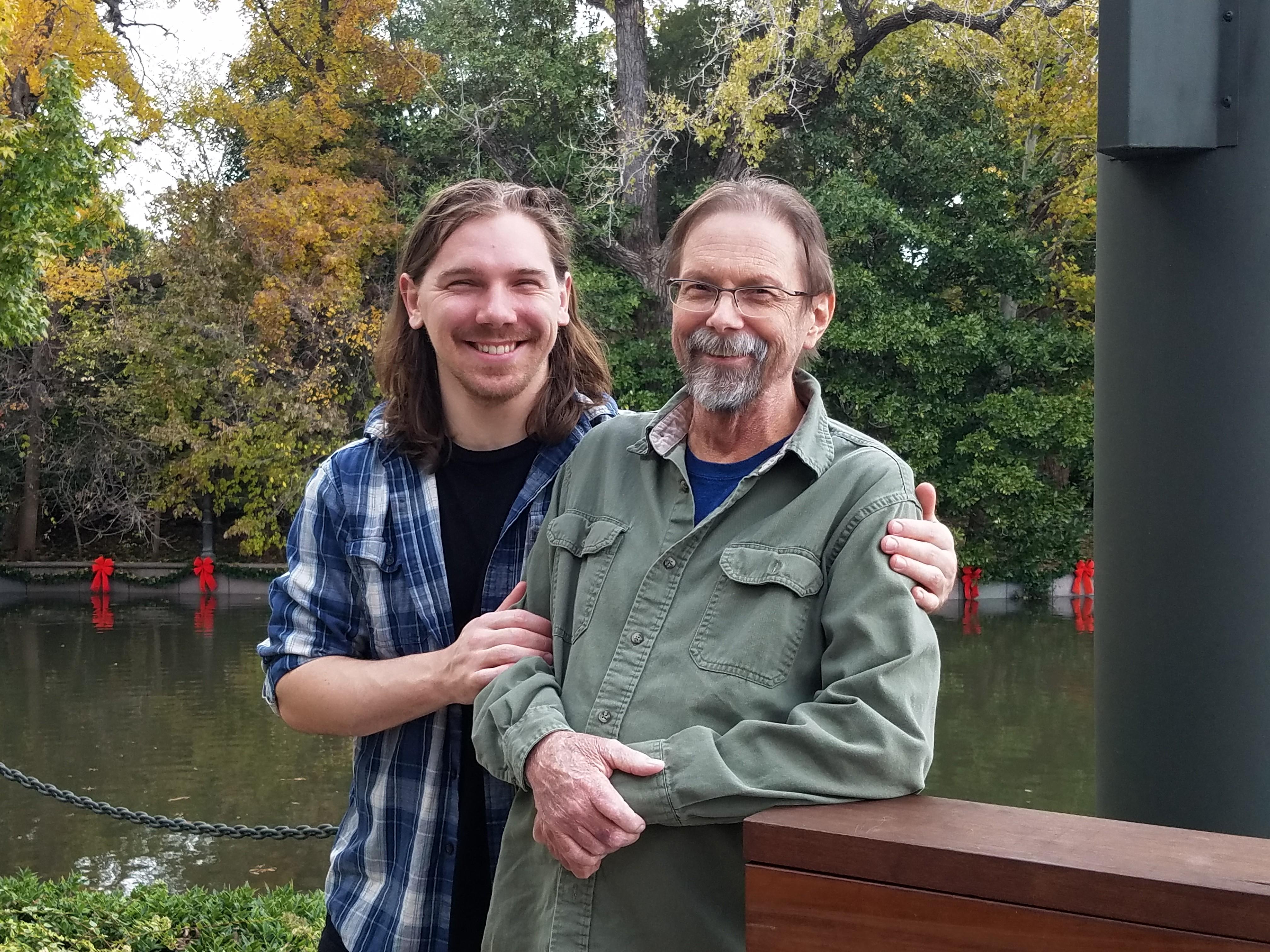 Derek and Terry (Thanksgiving 2018)