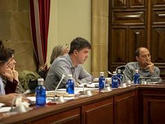 Paul Yarza (EH Bildu) interviene en el debate de las Ordenanzas 2019.