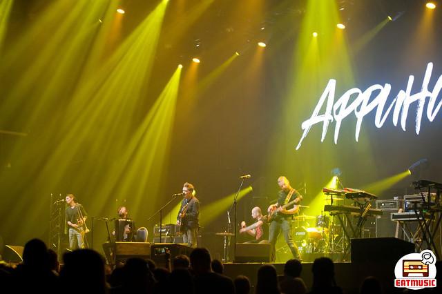 23/12/2018 Animal ДжаZ + Аффинаж @ Adrenaline Stadium
