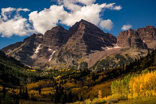 14er aspen autumn batch1 bells blue clouds colorado copyrighted fall forest maroon maroonbells mountain peak quaking sky valley unitedstates