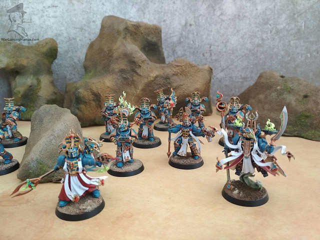 Thu, 01/31/2019 - 13:34 - Thousand Sons - Rubic Marines and Sorcerers00001