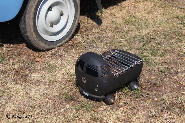 WV Micro Combi Barbecue