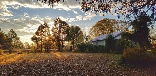 durhamnorthcarolina autumn sunrise