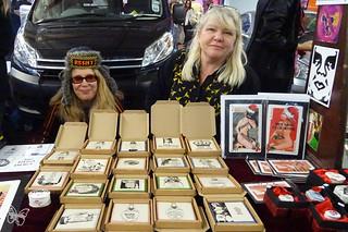 Art Car Boot Fair Christmas | by Butterfly Art News